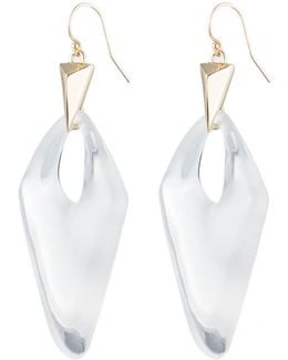 Pointed Pyramid Drop Earring You Might Also Like
