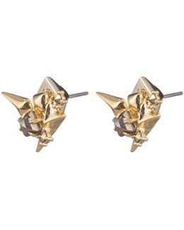 Golden Studded Post Earring You Might Also Like