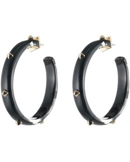 Gold Studded Hoop Earring You Might Also Like
