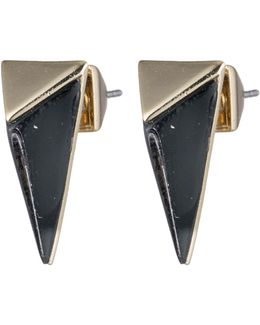 Faceted Pyramid Post Earring You Might Also Like