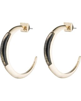 Crescent Hoop Earring You Might Also Like