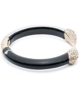 Encrusted Pyramid Brake Hinge Bracelet You Might Also Like