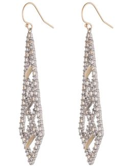 Spike Lattice Wire Earrings You Might Also Like