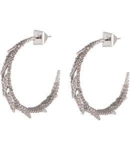 Spike Lattice Hoop Earrings You Might Also Like