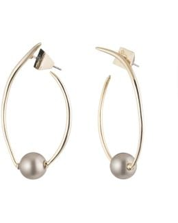 Coiled Pearl Post Earring You Might Also Like