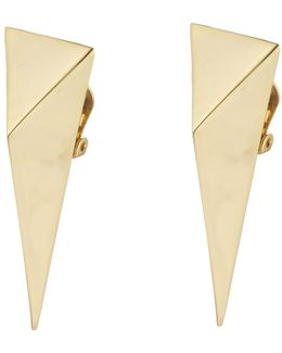 Extra Large Pyramid Clip Earring You Might Also Like