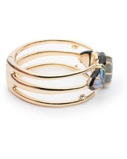 Spike Framed Hinge Bracelet You Might Also Like