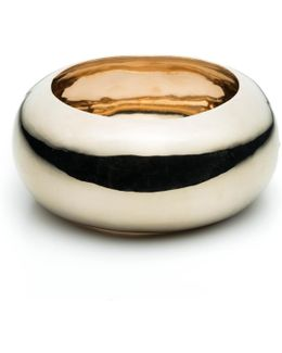Large Liquid Metal Dome Bangle You Might Also Like