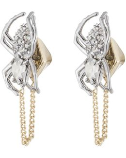 Crystal Encrusted Spider Post Earring You Might Also Like