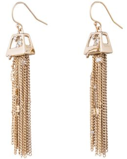 Geometric Tassel Wire Earring You Might Also Like