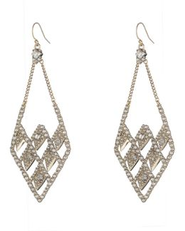 Spiked Lattice Wire Earring You Might Also Like