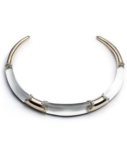 Pave Segmented Collar Necklace You Might Also Like