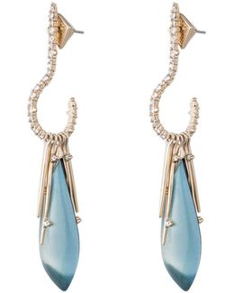 Crystal Encrusted Post Earring You Might Also Like