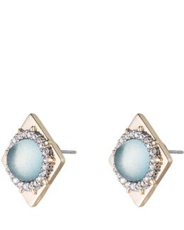 Geometric Stud Post Earring You Might Also Like