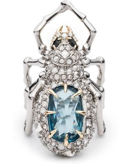 Crystal Encrusted Spider Ring You Might Also Like