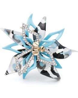 Abstract Flower Ring You Might Also Like