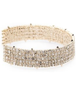 Crystal Lace Cuff Bracelet You Might Also Like