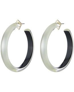 Large Hoop Earring You Might Also Like