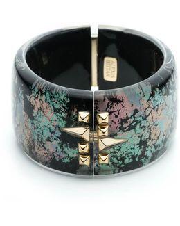 Golden Studded Hinge Bracelet You Might Also Like