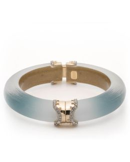 Pave Edged Medium Hinge Bracelet You Might Also Like