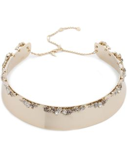 Stone Enhanced Bold Collar Necklace You Might Also Like