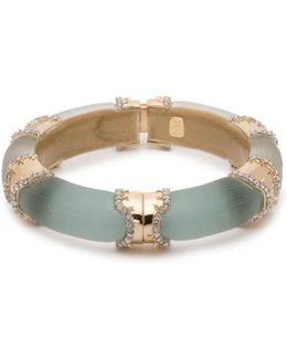 Pave Edged Segmented Hinge Bracelet You Might Also Like