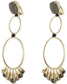 Arrayed Stone Dangling Clip Earring You Might Also Like