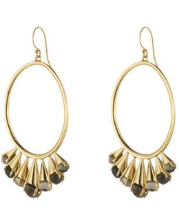 Arrayed Stone Wire Earring You Might Also Like