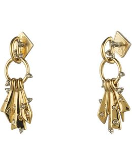 Pleated Post Earring You Might Also Like