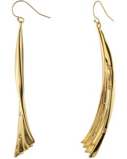 Pleated Arc Wire Earring You Might Also Like