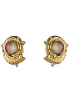 Golden Array Post Earring You Might Also Like