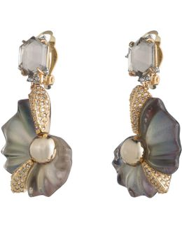 Crystal Encrusted Shell Clip Earring You Might Also Like