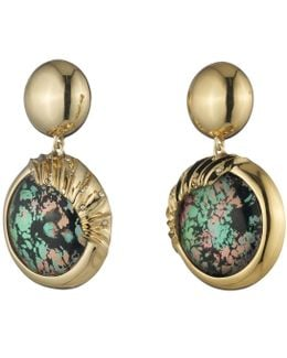 Sculptural Sphere Dangling Post Earring You Might Also Like