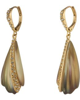 Sculptural Lever Back Drop Earring You Might Also Like