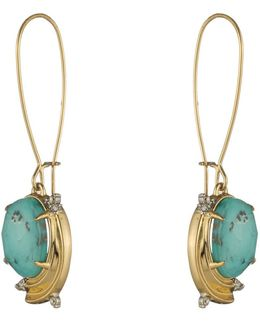 Golden Array Infinity Wire Earring You Might Also Like