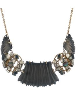 Stone Cluster Bib Necklace You Might Also Like