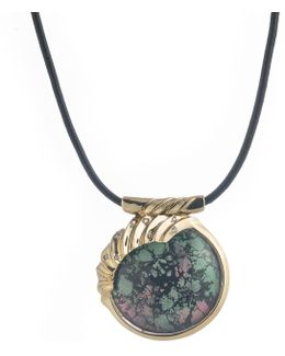 Sculptural Sphere Pendant Necklace You Might Also Like
