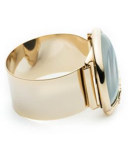 Sculptural Sphere Hinge Bracelet You Might Also Like