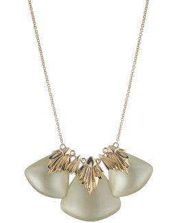 Pleated Bib Necklace You Might Also Like