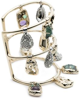 Swinging Charm Tall Cuff Bracelet You Might Also Like
