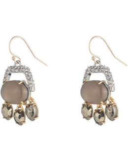 Multi Stone Chandelier Wire Earring You Might Also Like