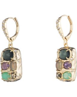 Small Rocky Nugget Drop Clutch Earring You Might Also Like