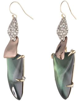 Long Triangle Lucite Wire Earring You Might Also Like