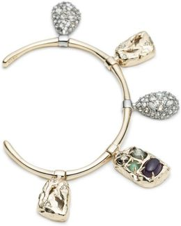 Swinging Charm Small Cuff Bracelet You Might Also Like