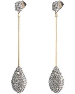 Pave Teardrop Post Earring You Might Also Like