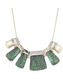 Rocky Metal Large Statement Bib Necklace You Might Also Like