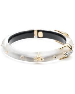 Skinny Buckle Hinge Bracelet You Might Also Like