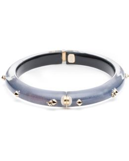 Golden Studded Hinge Bracelet You Might Also Like