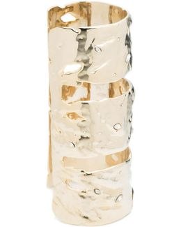 Tall Textured Cuff Bracelet You Might Also Like