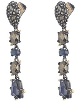 Linear Stone Drop Post Earring You Might Also Like